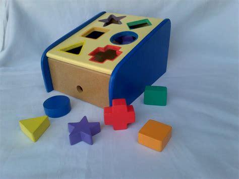 Ronche Geo 20 Pcs sliding geo mainan kayu
