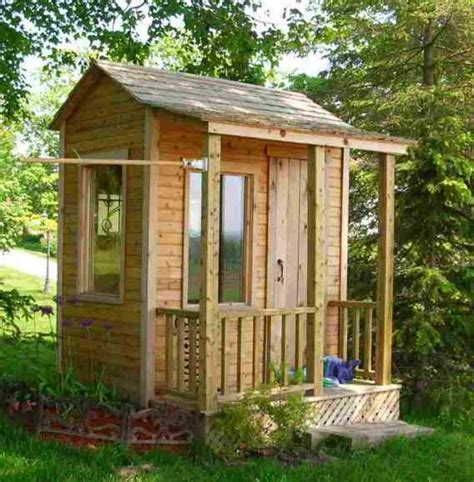 A Garden Shed by Garden Shed Design And Plans Shed Blueprints