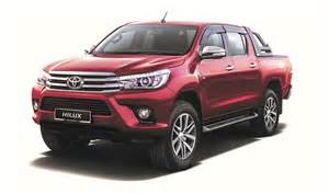 Car Rental Hilux Malaysia 2016 Toyota Hilux Open For Booking In Malaysia Autoworld