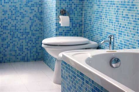 titles for bathroom 35 blue bathroom tile stickers ideas and pictures