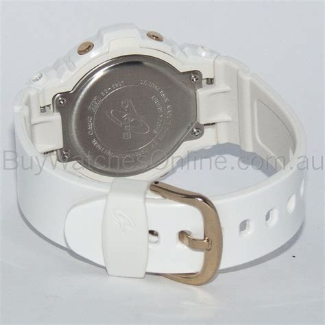 Casio Baby G Bg 6901 7 Casio Original To Laedis casio baby g digital white gold bg6901 7 bg 6901 7dr