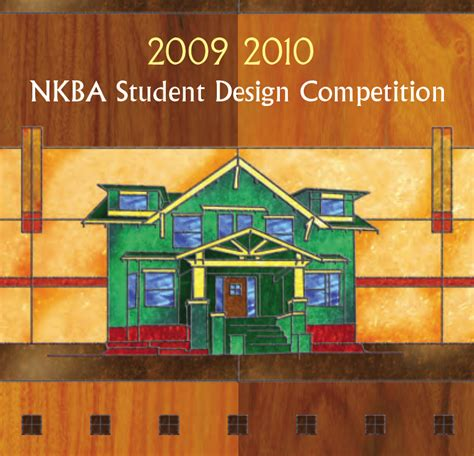 design competition guidance nkba student design competition guidelines