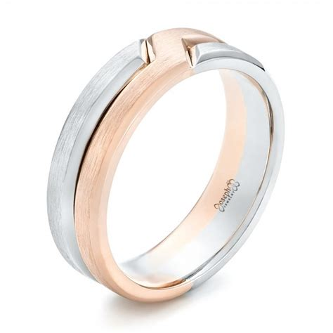Wedding Bands Two Tone by Two Tone S Wedding Band 102603