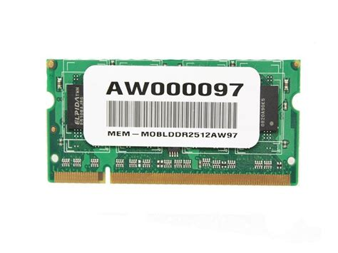 Ram Laptop Ddr2 Pc5300 new alienware laptop pdp 512mb ddr2 pc5300 so dimm aw97