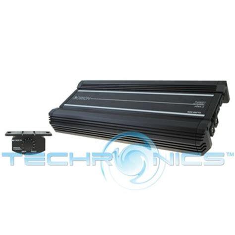 W Audio Xtr 1000 by Xtr2000 4 1000w 4 Channel Class Ab Xrt Car Audio