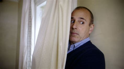 what man does matt lauer think is so handsome stay matt stay good anchor spyhollywood