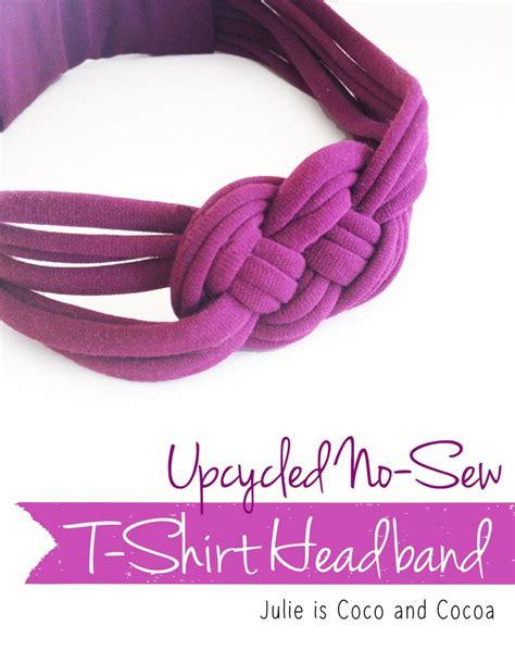 t shirt headband pattern 20 best images about spaghetti yarn on pinterest fabric