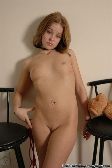 Naked Redheaded Petite Looking Shy From Cuteredheadteen Com
