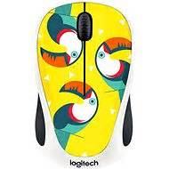 Logitech M238 Wireless Mouse Toucan Original myši k notebooku recenze nejlepš 237 ch alza cz