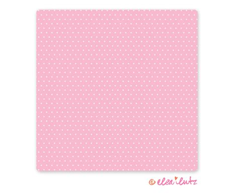 Pink Craft Paper - printable sweet dots digital craft paper pink