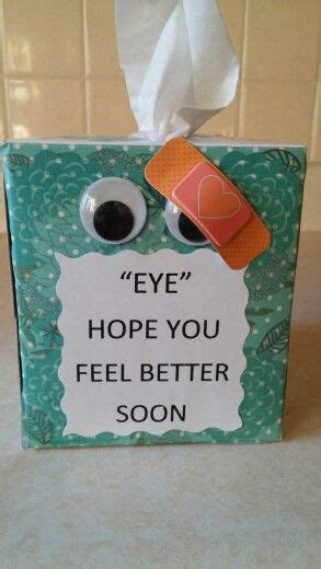 Updates The Eye Is Feeling Better But Still Looks best 25 surgery gift ideas on chemo care