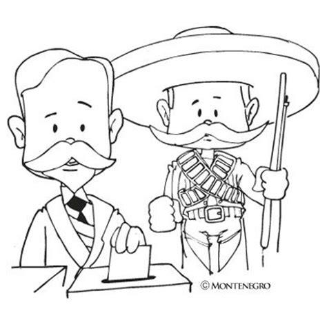 imagenes para colorear de la revolucion mexicana para niños best 25 revolucion mexicana para ni 241 os ideas on pinterest