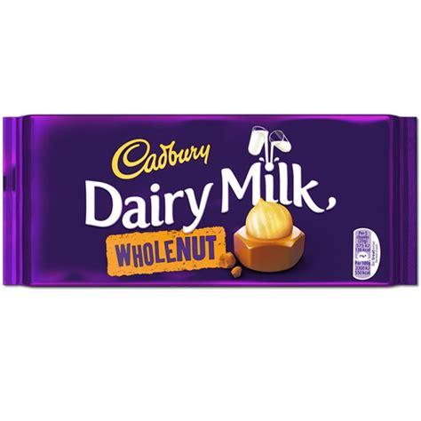 design of cadbury dairy milk cadbury dairy milk whole nut 200g chocolate