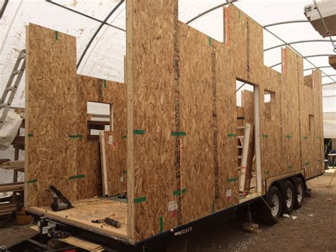 sip panels tiny house custom home tiny house build