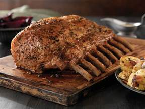 Country Style Ribs In The Oven Recipe - herbed pork ribeye roast with cauliflower pork recipes pork be inspired