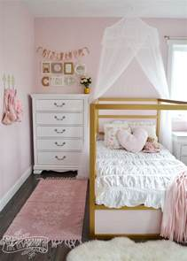 pink and white bedroom decorating ideas a pink white gold shabby chic glam bedroom