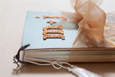 Wedding Albums Diy by Diy We Wedding Card Mini Album Bridalguide