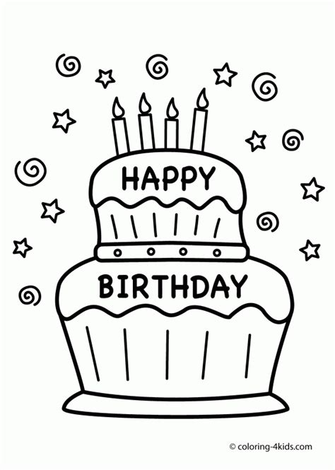 happy birthday grandpa coloring page coloring pages kids