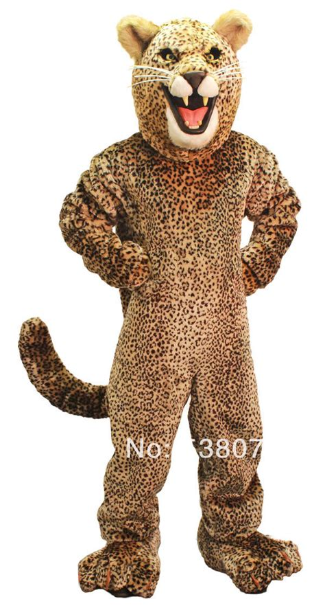 jaguar costume online get cheap jaguar mascot costume aliexpress com