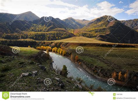 russian mountain russia mountain altai the siberian rivers royalty free stock photo image 7467205