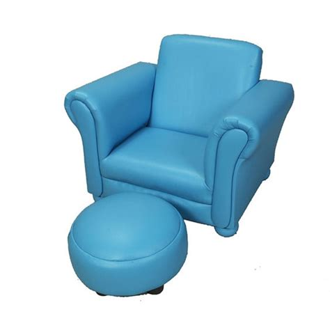 kid armchair kid toddler child armchair pu leather recliner chair boy
