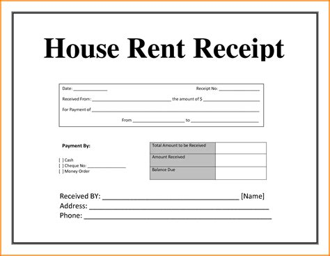 rental receipt template doc rent receipt doc portablegasgrillweber