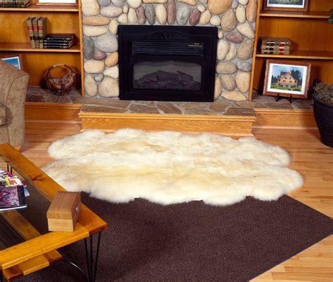 u s sheepskin shag rug 4 pelt ultimate sheepskin