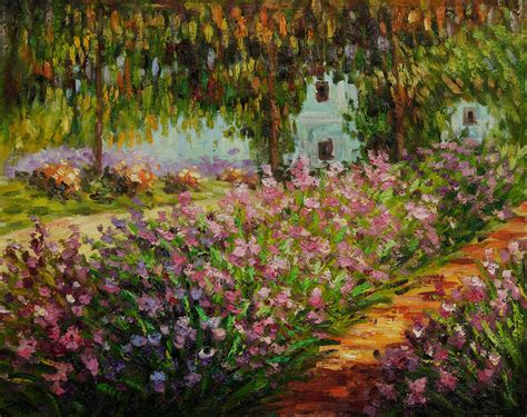 garten monet image gallery monet garden paintings