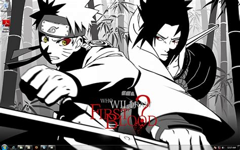 download themes naruto untuk windows 7 download naruto theme dan wallpaper untuk windows 7 klik