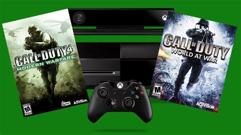 Xbox One Siap Cod Jakse xbox one secret news call of duty 4 and world at war are a comeback