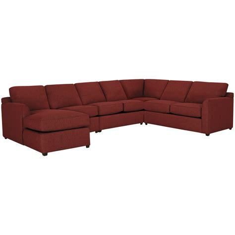red sectional with chaise city furniture asheville red fabric large left chaise
