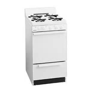 Lowes Cooktop Electric Holiday 20 Inch 4 Burner Freestanding Gas Range At Home