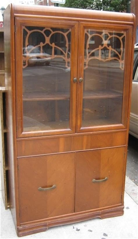 1940 s art deco china cabinet 32 best vintage china cabinets images on