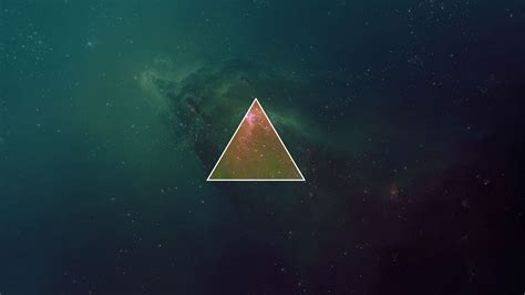 49 hd free triangle backgrounds triangle in cosmos wallpaper 1448