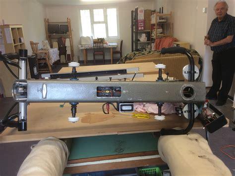 pre loved arm quilting machine sales