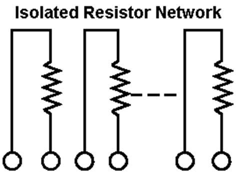 resistor network function pinball repair dataeast sega 1987 1995 pinball part three