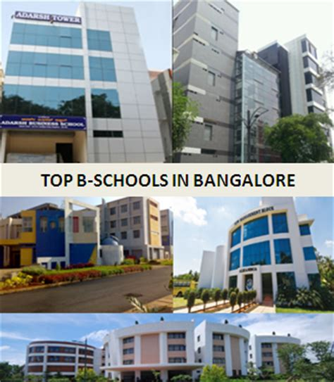 Colleges Of Bangalore For Mba by Top B Schools In Bangalore List Top Mba Colleegs