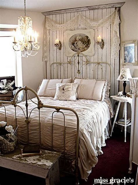 vintage inspired bedroom 30 shabby chic bedroom ideas decor and furniture for