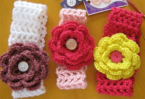 How to crochet a hairband or headband all sizes youtube