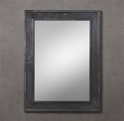 mirrors restoration hardware 36x48 entry 1 2 bath