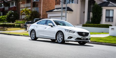 mazda 3 sports car 2017 mazda 6 sport sedan review caradvice