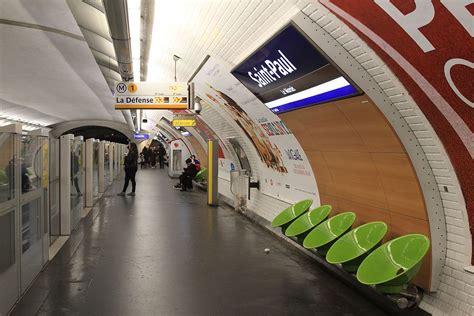 saint paul metro de paris wikipedia
