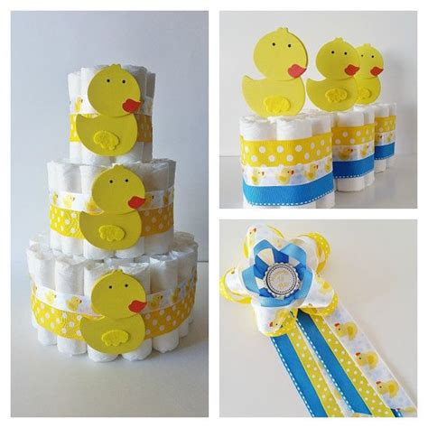 rubber ducky baby shower table decor 30 best centerpieces images on