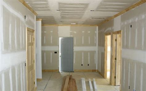 spray painting new drywall commercial painting excel pro painters greater portland