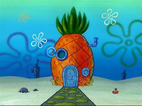 spongebob house spongebob s pineapple house in season 5 4