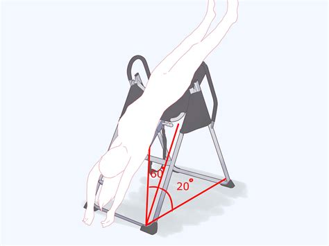 how to use an inversion table 11 steps with pictures