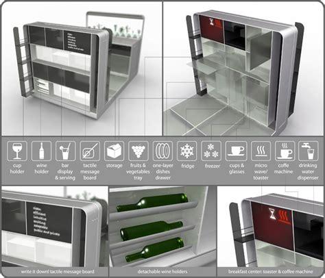 designboom kitchen loop one layer kitchen designboom com