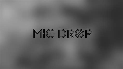 wallpaper bts mic drop bts wallpaper lockscreen desktop wallpapers