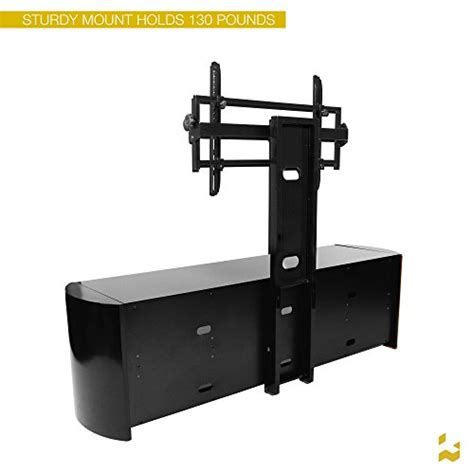 80 Inch Tv Stand With Mount by Kanto Oasis 68 Plus Av Component Stand With Tv Mount For