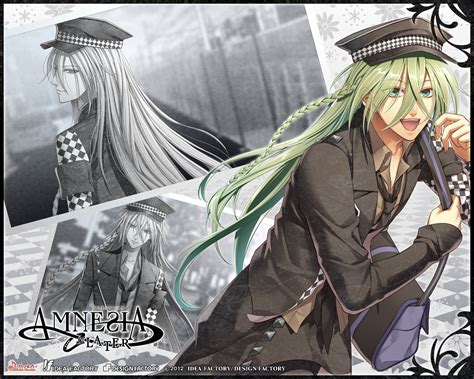 my bishonen corner wallps amnesia later ukyo